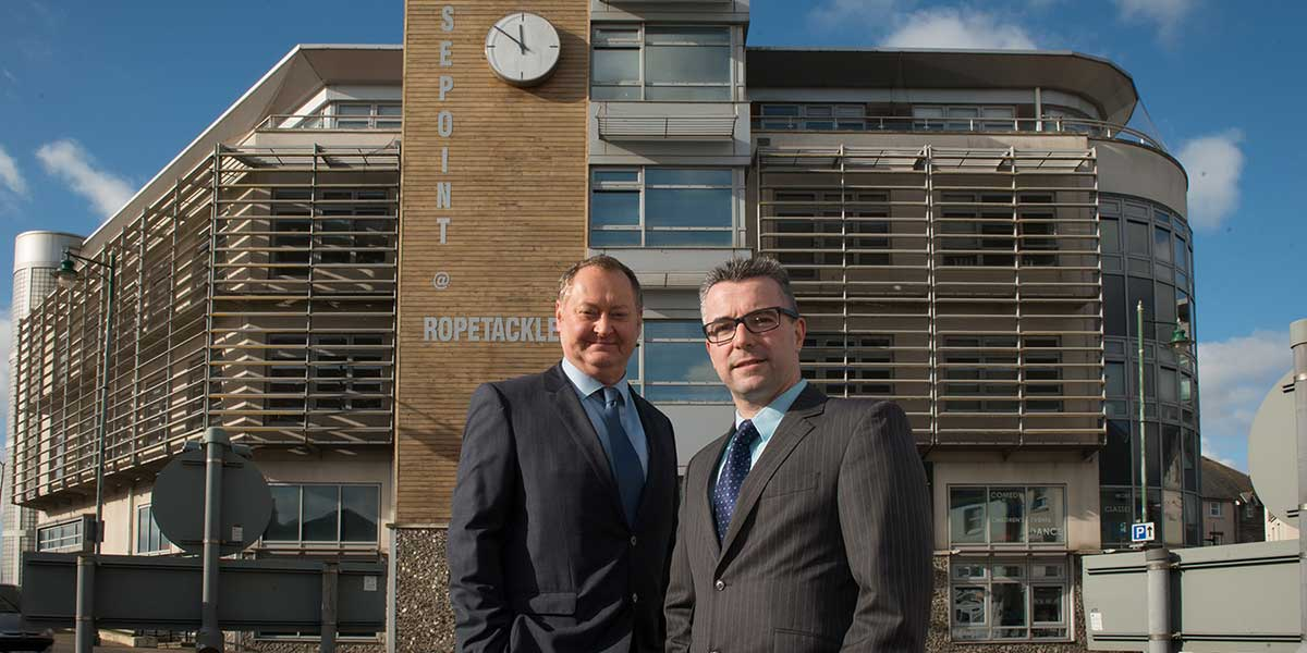 Keith Bonner and Keith Relf - Brighton and East Sussexs' Top Independent Financial Advisers
