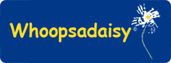 Whoopsadaisy Charity sponsorship