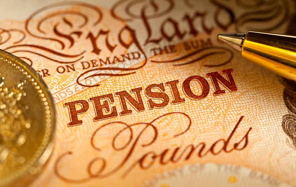 How much is enough on pension contributions?
